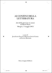 Vecce, Carlo (2015) In margine alla prima lettera di Andrea Corsali (Leonardo in India). In: Ai confini della letteratura, Atti della giornata in onore di Mario Pozzi, Morgex 4 maggio 2012. Nino Aragno, Torino, pp. 69-83. ISBN 978-88-84197412